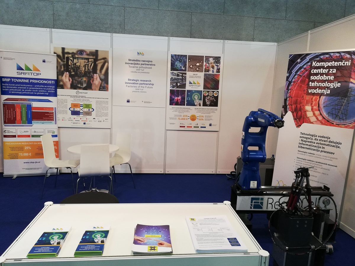 Mednarodni strokovni sejem za avtomatizacijo in mehatroniko, IFAM 2019